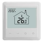 Inbouwtimer en thermostaat - countdown