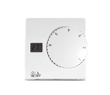 Opbouwthermostaat eenvoudig SAS816