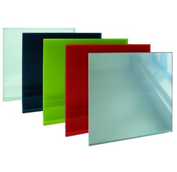 Design glazen infrarood panelen Ecosun DGP-GR - kleur