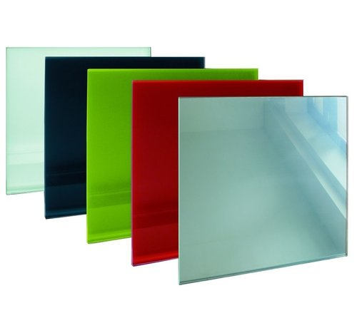 Glazen design infraroodpanelen Ecosun DGP-GR - kleur