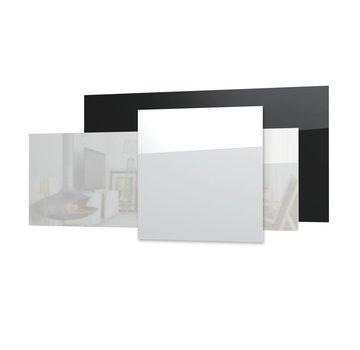 Ecosun GS glazen infrarood panelen wit of zwart wand of plafond
