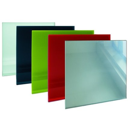 Design glazen infrarood panelen