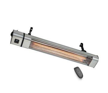 Infrarood golden heater 2400Watt met afstandsbediening vermogen instelbaar