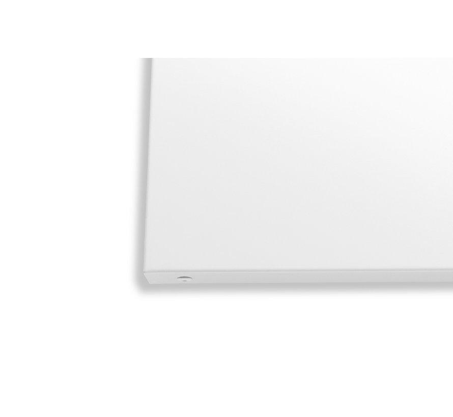 Ecosun infraroodpaneel glad zonder omkader 600Watt 59x119 cm