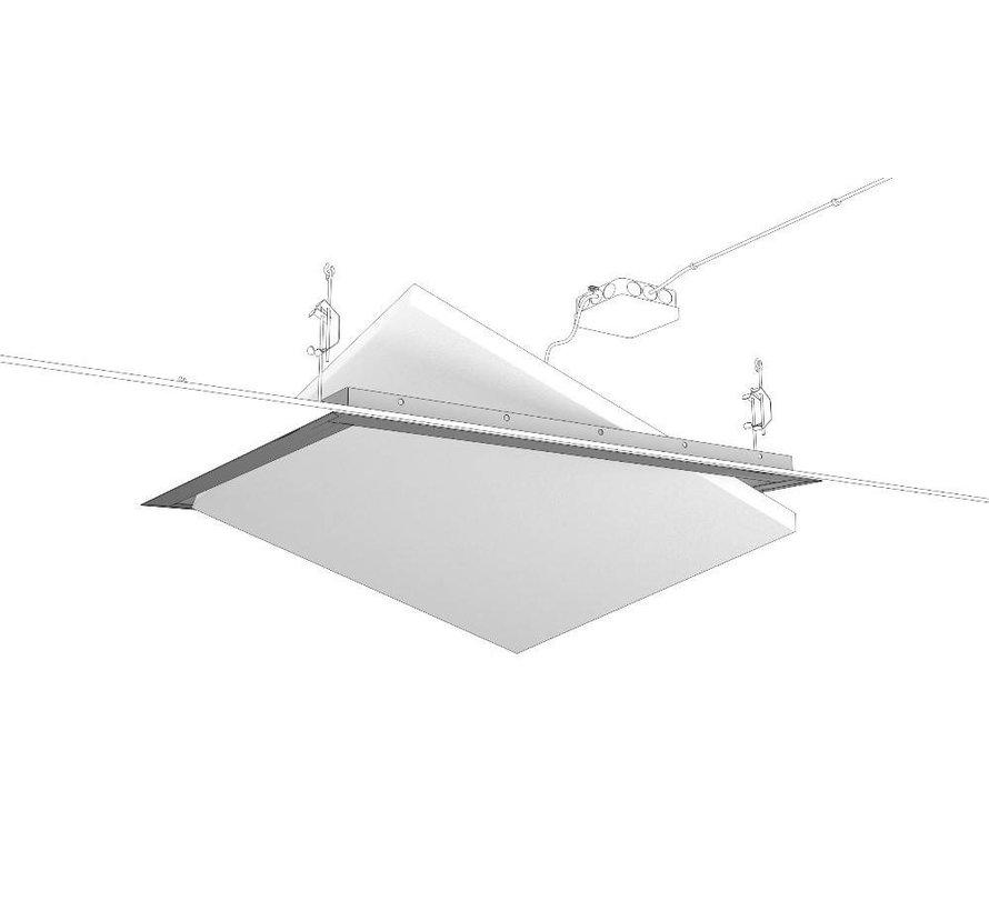 Aluminium Frame voor het inbouwen van Ecosun