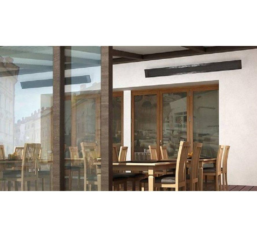 Infrarood terrasverwarmer Ecosun 1000 - 1500Watt