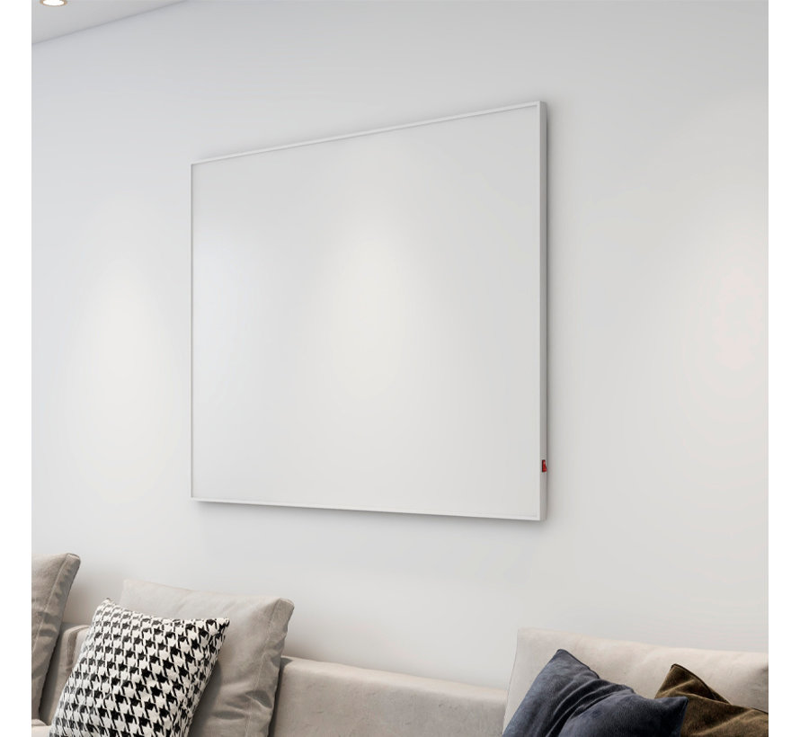 QH infrarood paneel met aluminium kader 450Watt 70X60 cm