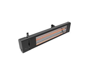 Badkamer/terras straler elektrische infrarood verwarming 1800Watt met afstandbediening