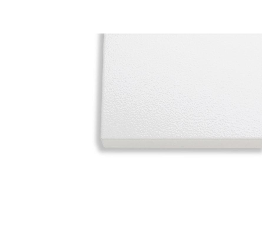 Ecosun Infrarood paneel glad zonder omkader (IP54) 300Watt 59x59 cm
