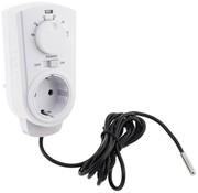 Stopcontact eenvoudige thermostaat met sensor
