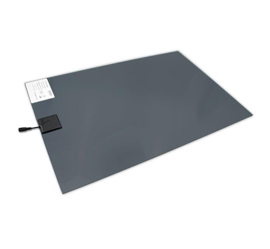Verwarmingsplaat thermodog laag vermogen 40 x 60 cm