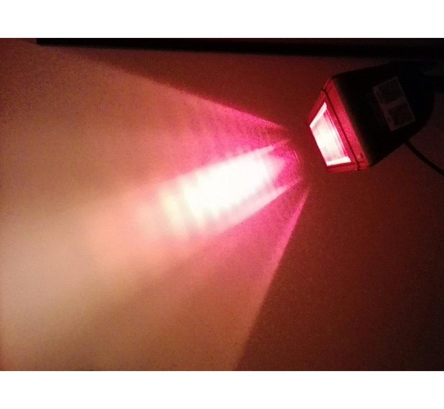 Infrarood terrasheater Amber low glare instelbaar 2000Watt