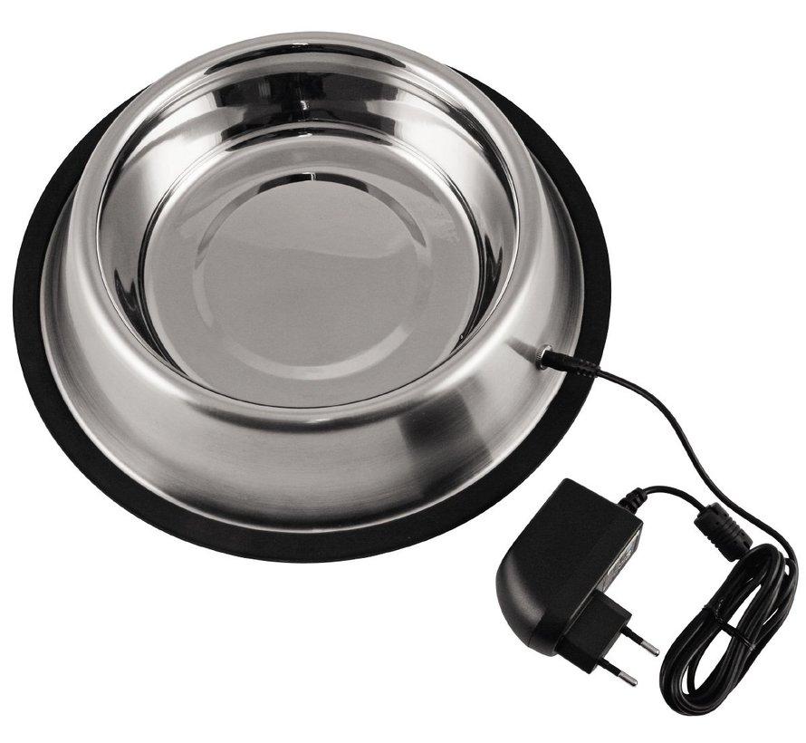 Verwarmde drinkwater bak rvs 1,8Liter IP65