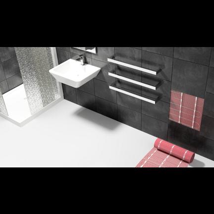 Badkamer en toilet verwarmen