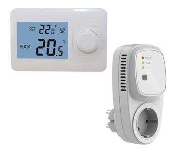 Draadloze eenvoudige thermostaat (Niet programmeerbaar)