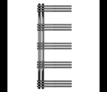 AF-UC Chrome elektrische handdoek radiator - Quality Heating