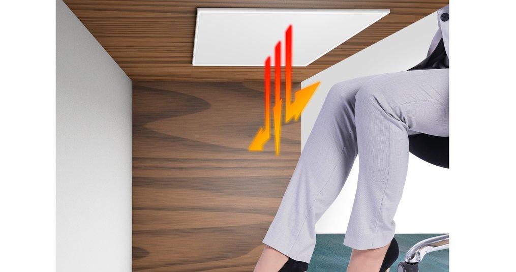 Warme thuiswerkplek in coronatijd