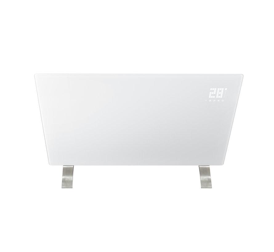 V2 1500 en 2400Watt wand vrijstaande glazen Wifi elektrische verwarming