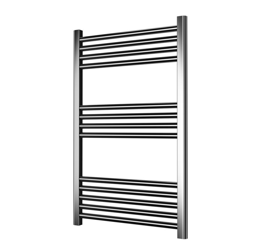 Chrome AF-CN elektrische handdoek radiator - Quality Heating