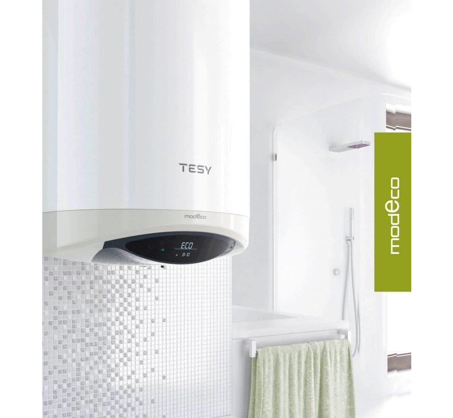 Tesy - Elektrische Boiler 80 Liter 2,4kw Modeco Wifi