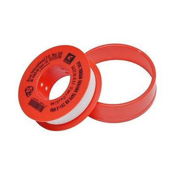 Teflon tape Lengte = 12 m, per rol