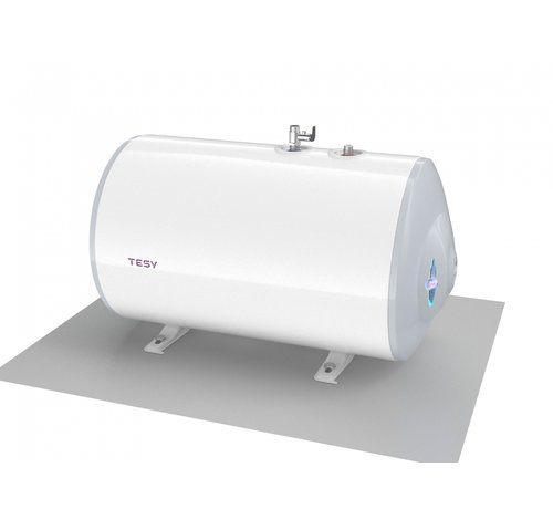 Elektrische boiler 100 liter vloermontage horizontaal