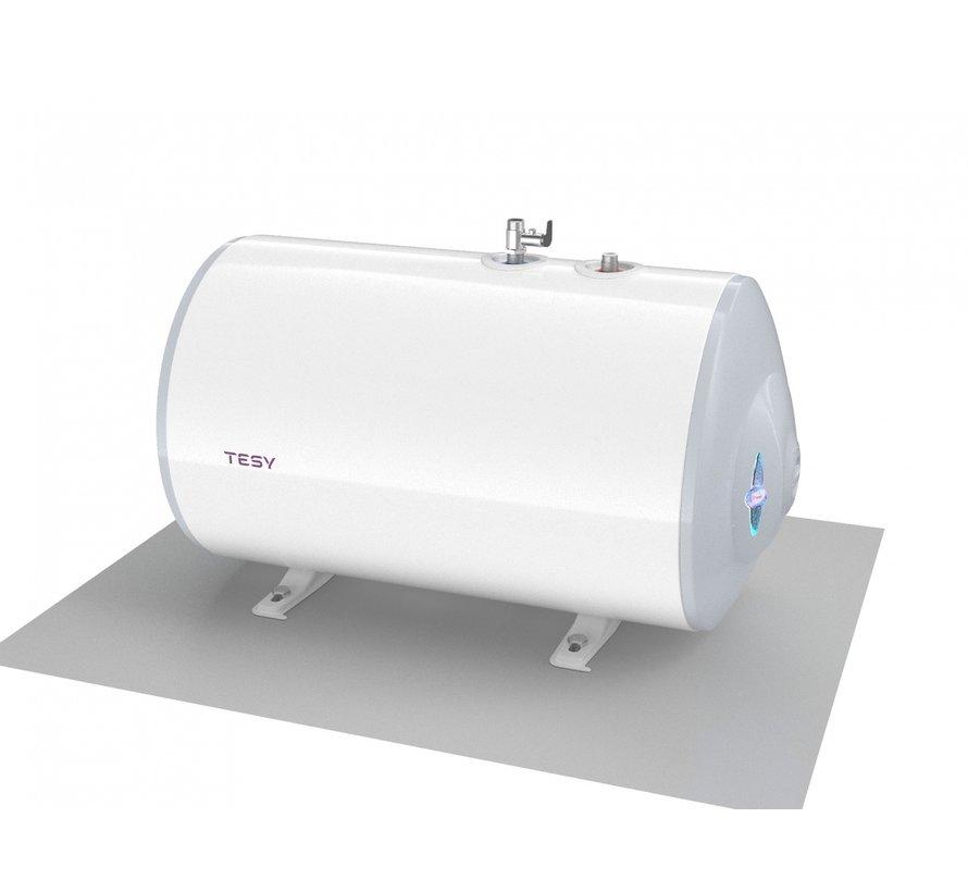 Elektrische boiler 120 liter vloermontage horizontaal