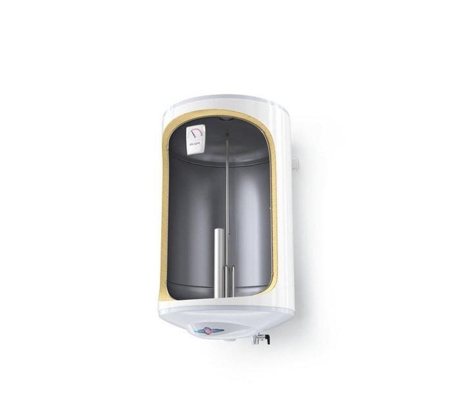 Tesy - Elektrische Boiler 100 Liter Bi-Light INOX (RVS)