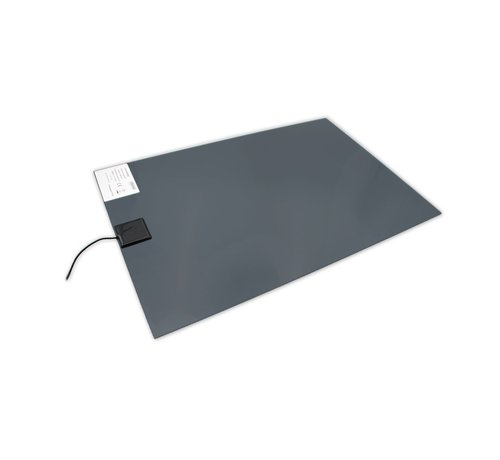 Quality Heating Dieren verwarmingsplaat 400x600, 230V/20Watt