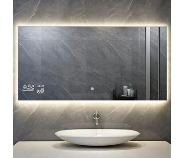 Quality Heating Smart spiegel met led verlichting infrarood verwarming 60X120 500Watt