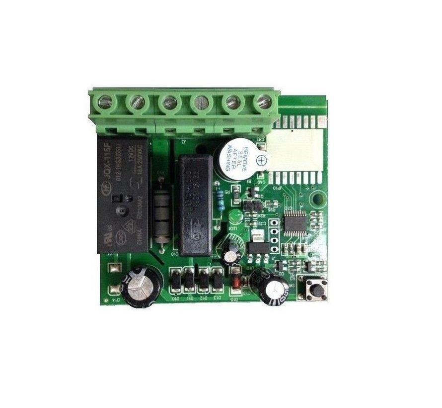 Mini inbouw ontvanger 5 Ampère
