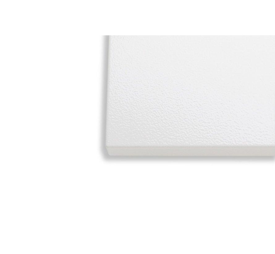 Ecosun Infrarood paneel glad zonder omkader (IP54) 300Watt 59X59