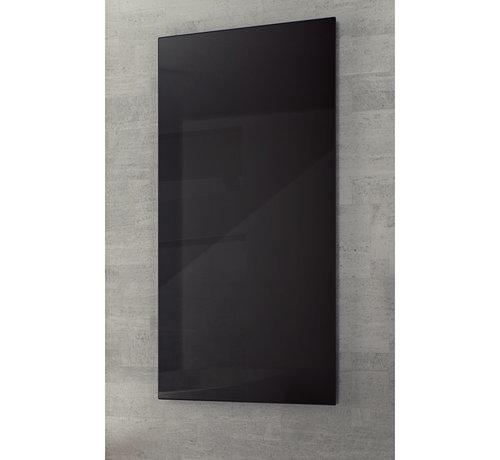 Quality Heating Design Infrarood glas zwart - Quality Heating