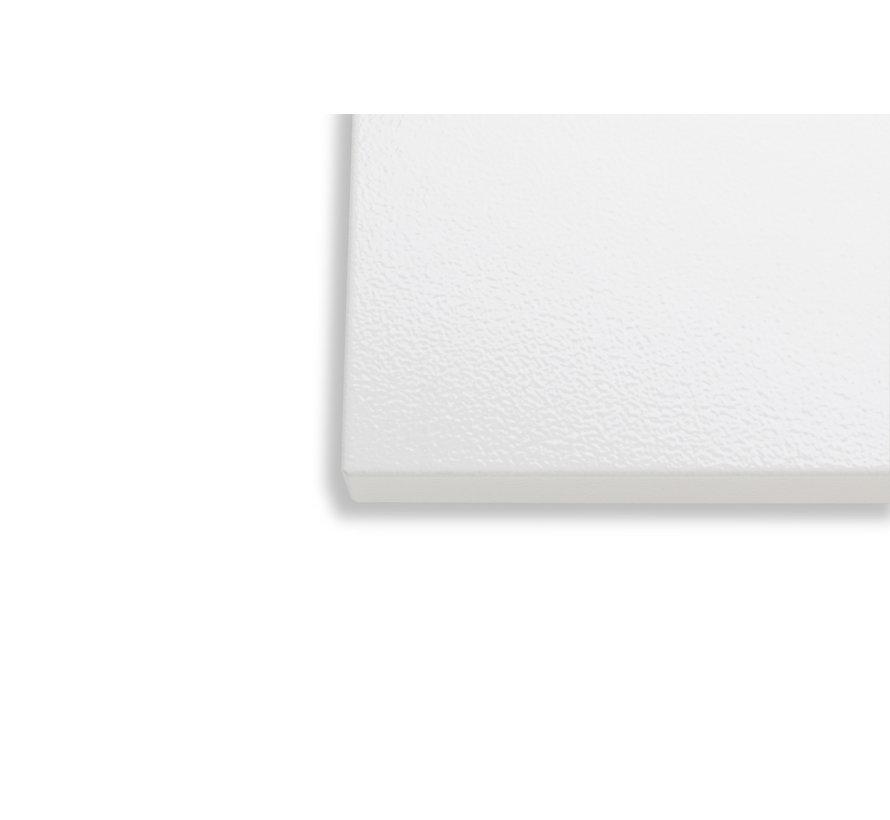 Ecosun Infrarood paneel glad zonder omkader (IP54) 750Watt 59x119 cm