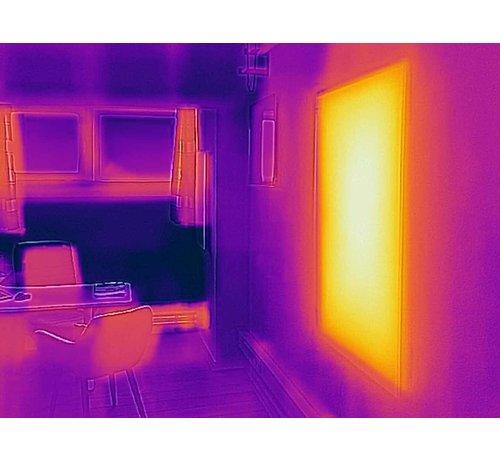 Quality Heating Extra isolatie voor de Ecosun 300,600 en 700Watt