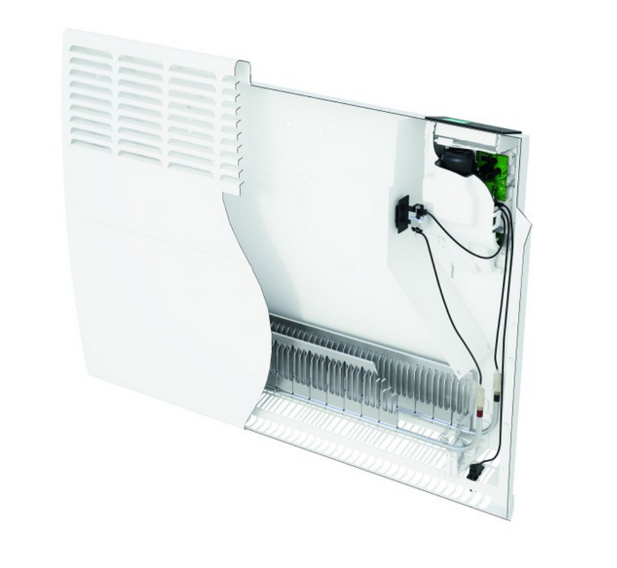Ecoflex Atlantic F129-D elektrische kachel met instelbare thermostaat