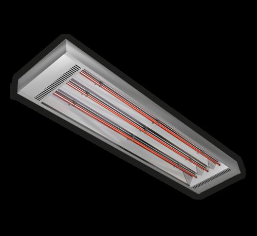 Energoinfra RVS high power infrarood heater strip