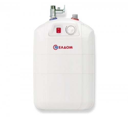 Eldom 10 Liter close-in keukenboiler onder het aanrecht Extra Life
