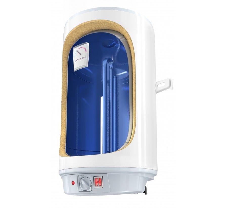 Tesy - Elektrische Duo Boiler 30 Liter Antikalk