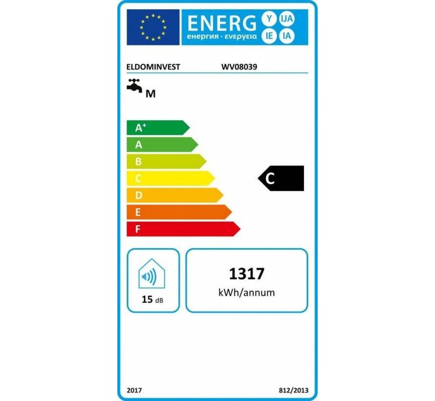 Elektrische boiler ELDOM favourite 50Liter 2,0kw digitale bediening