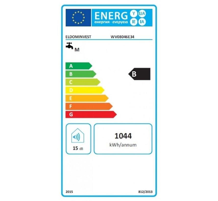 Elektrische boiler ELDOM favourite 80Liter 2,0kw favourite digitale bediening