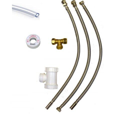 Aansluitset keukenboilers Eldom & Tesy boilers