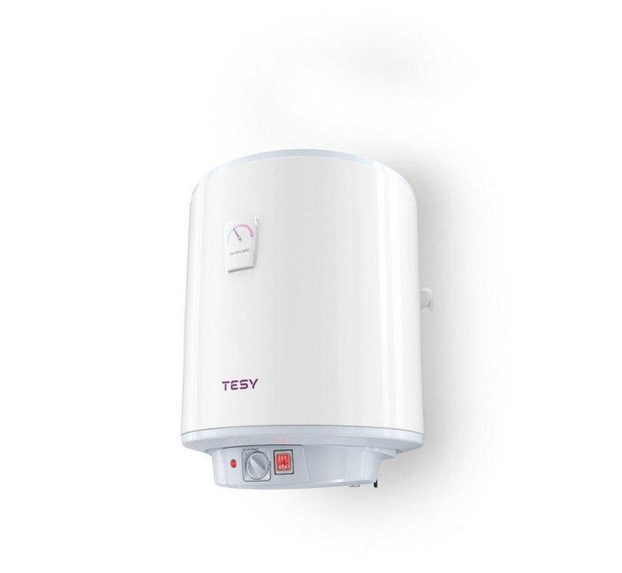Tesy - Elektrische Duo Boiler 50 Liter Antikalk Compact