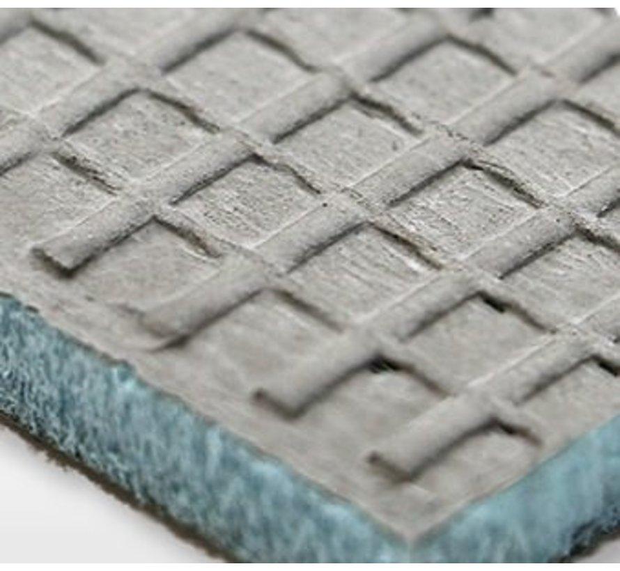 Isolatie plaat (Tegels) Hardfoam ISO64 6, 10, 20, 30, 40 en 50mm
