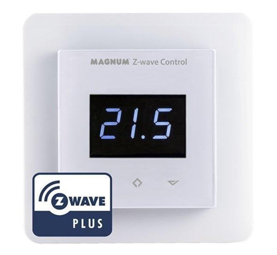 100 Watt mat set inclusief Z-Wave domotica geavanceerde thermostaat