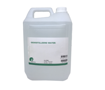 Quality Heating Gedestilleerd water 5Liter