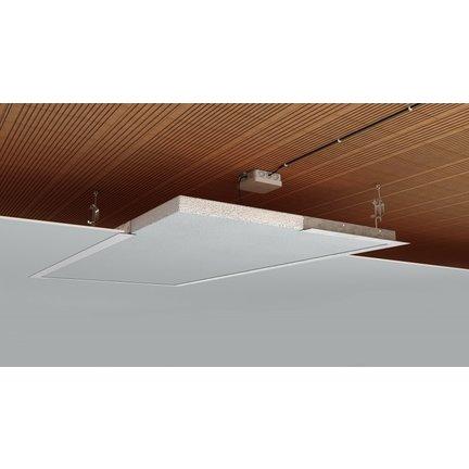 Luxueuze infrarood verwarming in systeemplafond