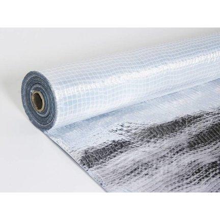 Isolatie onder elektrische vloerverwarming