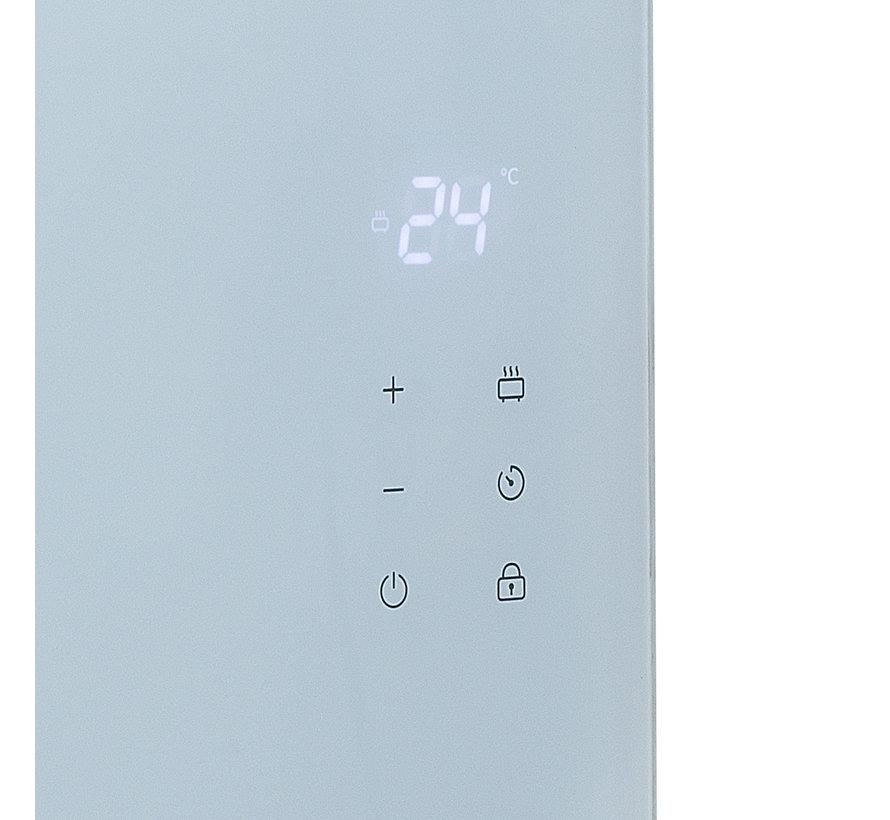 2000Watt Wifi kachel wand en vrijstaand