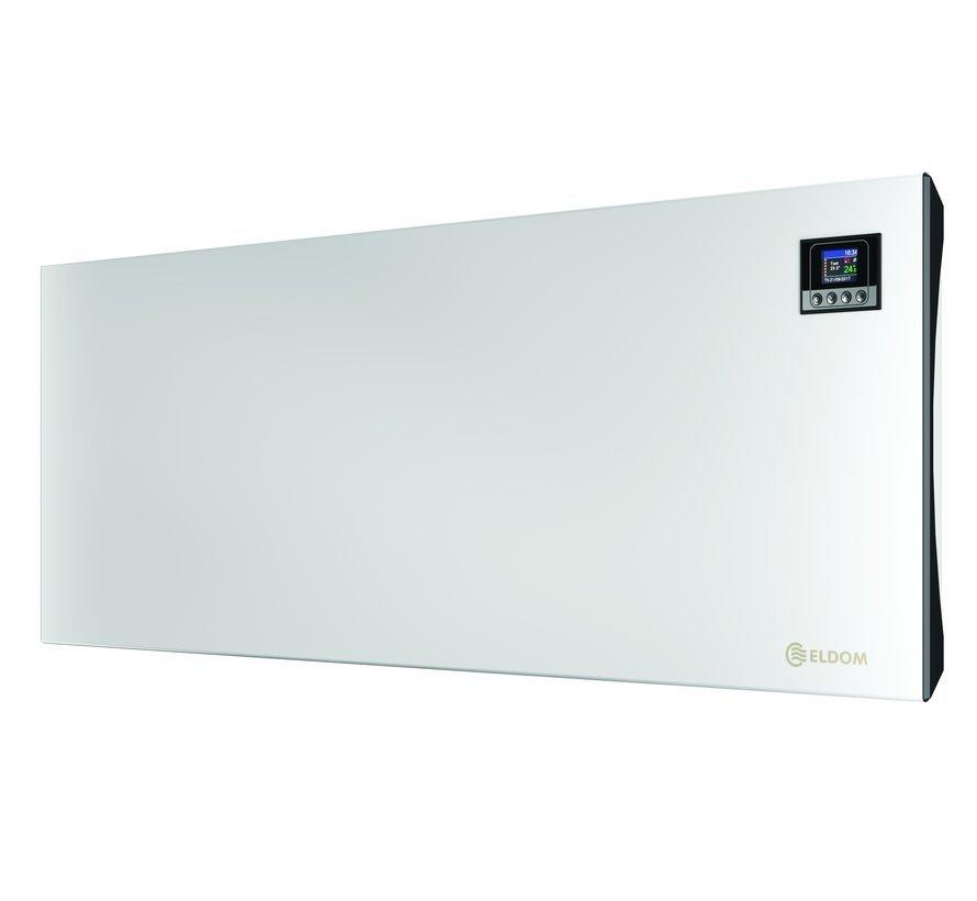 Wifi Eldom elektrische kachel Extra Life met elektronische instelbare thermostaat